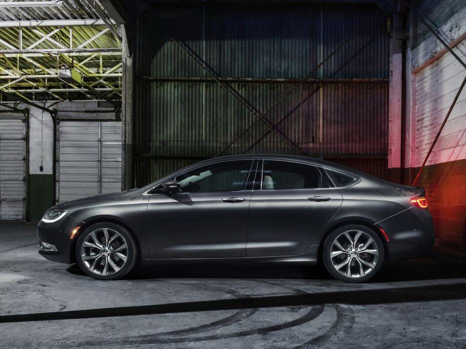 2014 Chrysler 200C luxury  h wallpaper