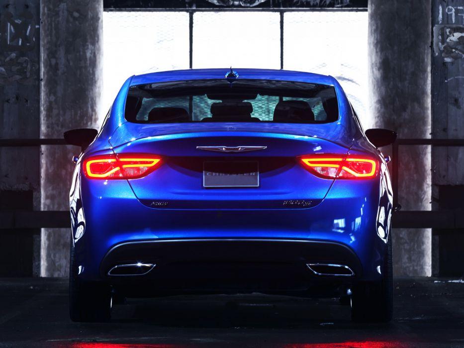 2014 Chrysler 200S  f wallpaper