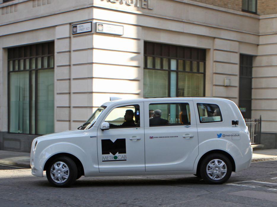 2014 Frazer Nash Metrocab taxi transport    e wallpaper