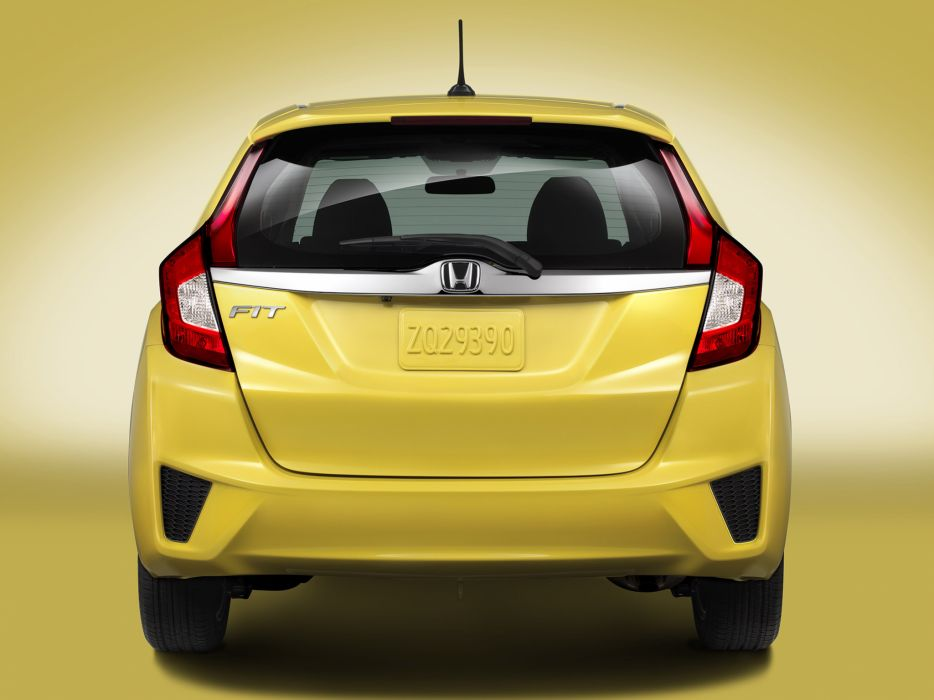 2014 Honda Fit US-spec   f wallpaper