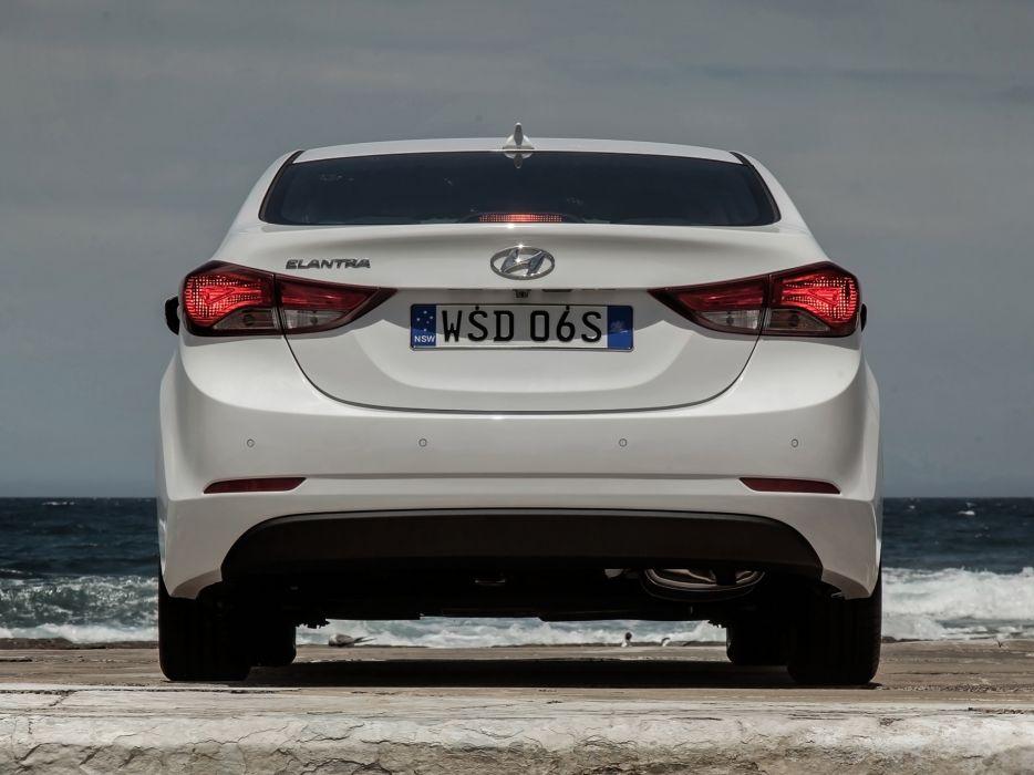 2014 Hyundai Elantra AU-spec (M-D)   gd wallpaper