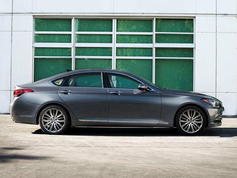 2014 Hyundai Genesis US-spec  e wallpaper