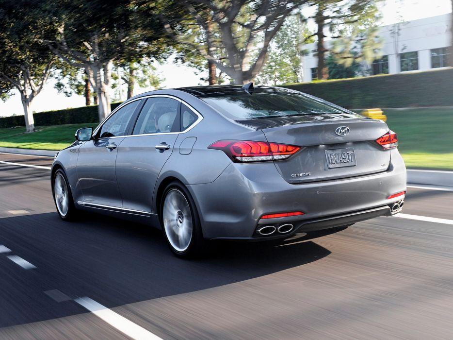 2014 Hyundai Genesis US-spec  d wallpaper