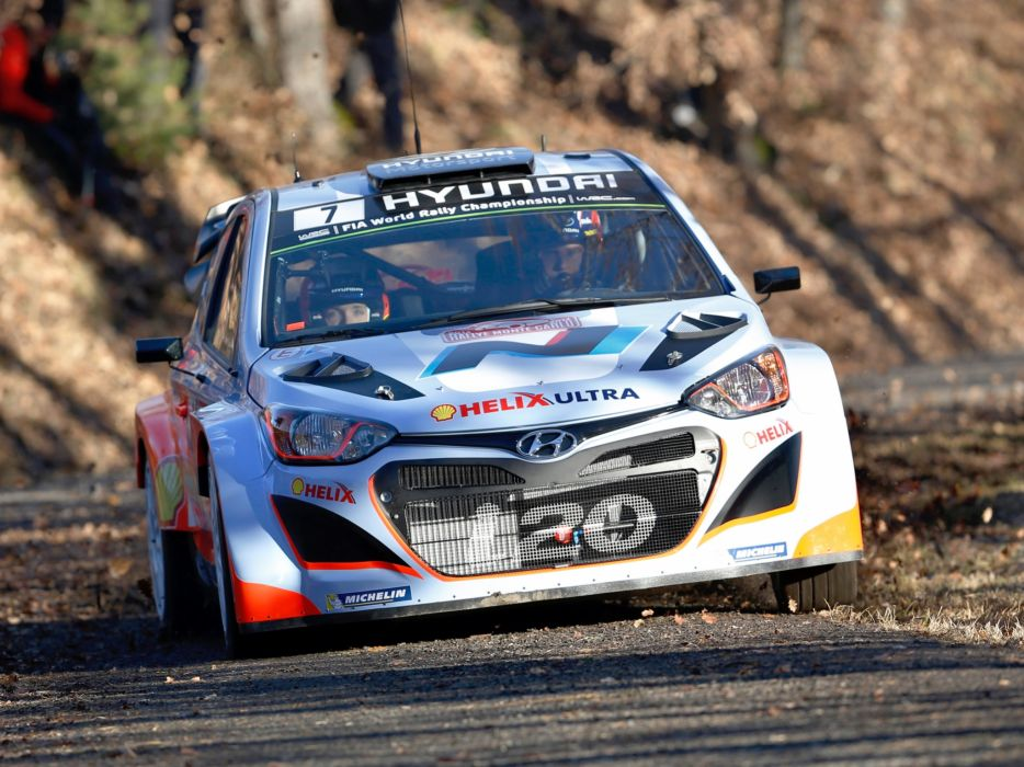 2014 Hyundai i20 WRC race racing  h wallpaper