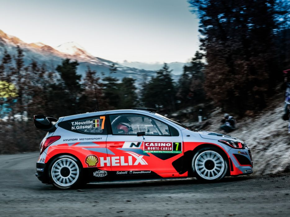 2014 Hyundai i20 WRC race racing f wallpaper