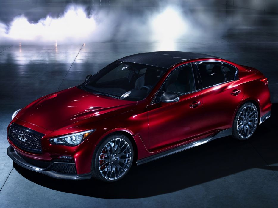 2014 Infiniti Q50 Eau Rouge Concept  gd wallpaper