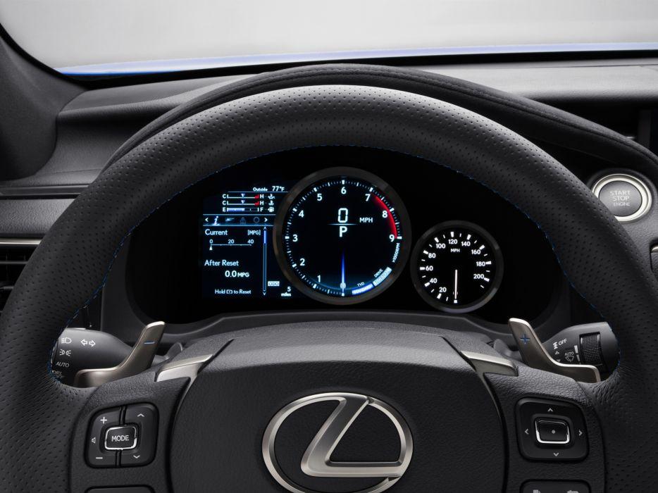 2014 Lexus RC-F interior    s wallpaper