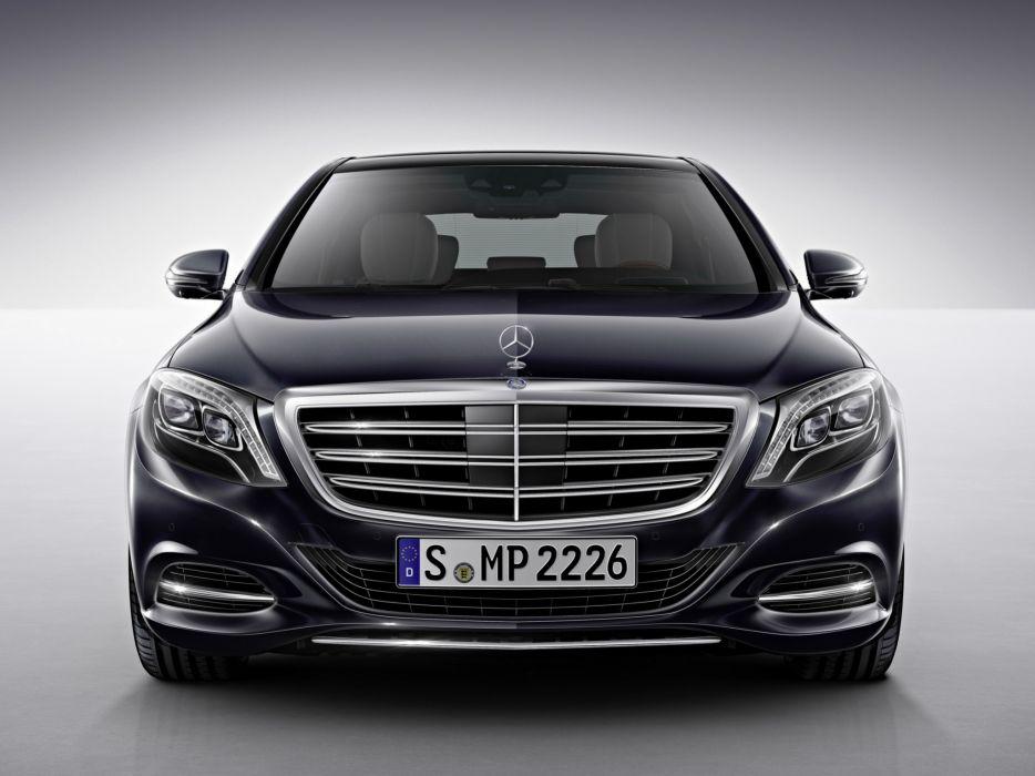 2014 Mercedes Benz S600 (W222) luxury  h wallpaper
