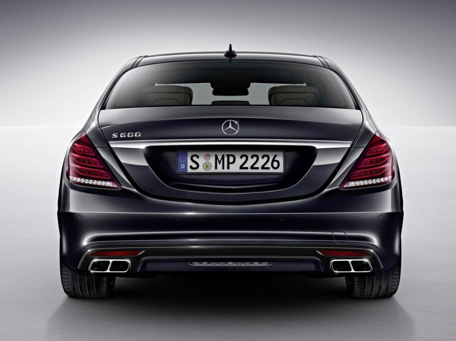 2014 Mercedes Benz S600 (W222) luxury   ht wallpaper