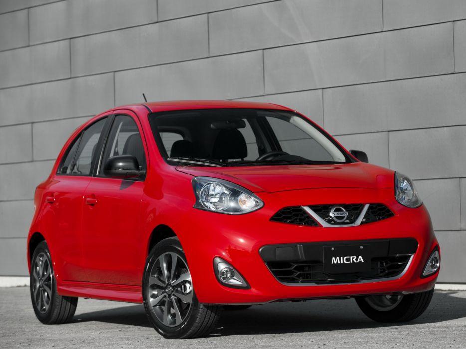 2014 Nissan Micra CA-spec (K13) u wallpaper