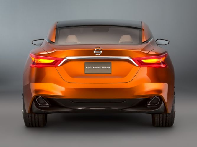 2014 Nissan Sport Sedan Concept d wallpaper