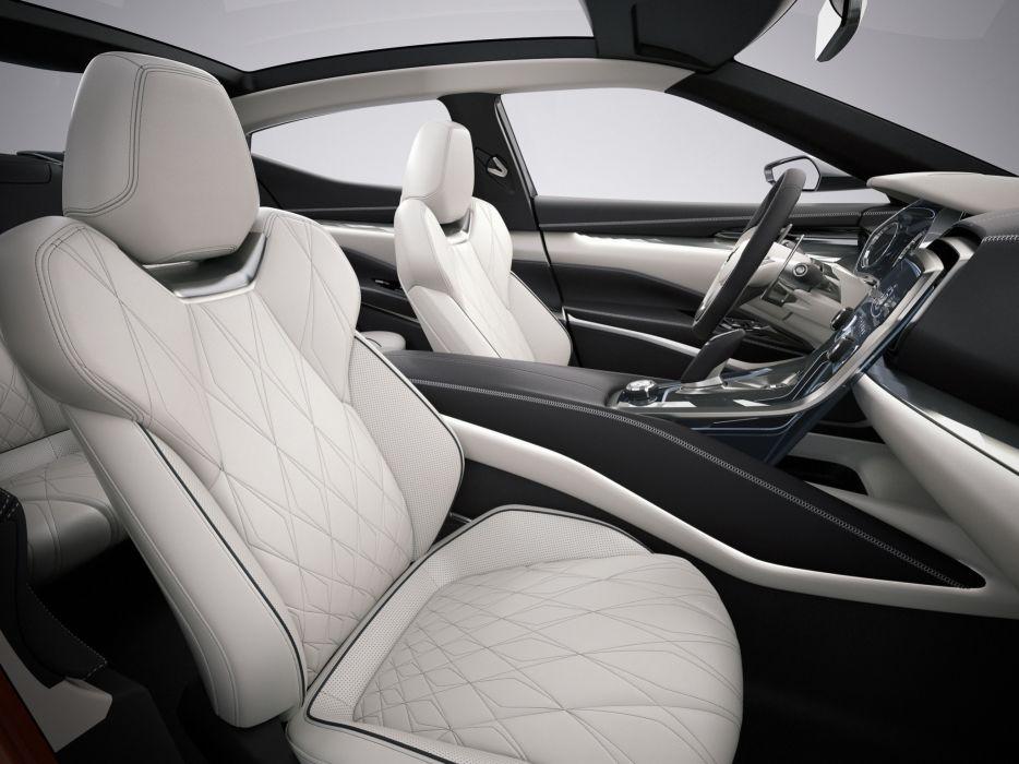 2014 Nissan Sport Sedan Concept interior     g wallpaper