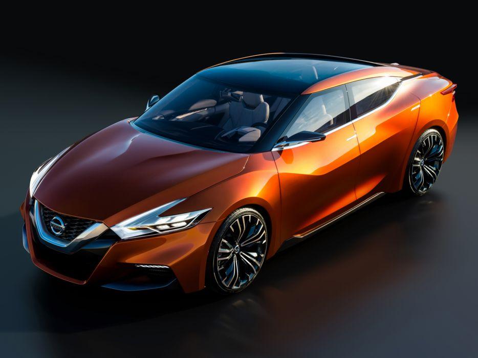 2014 Nissan Sport Sedan Concept rf wallpaper