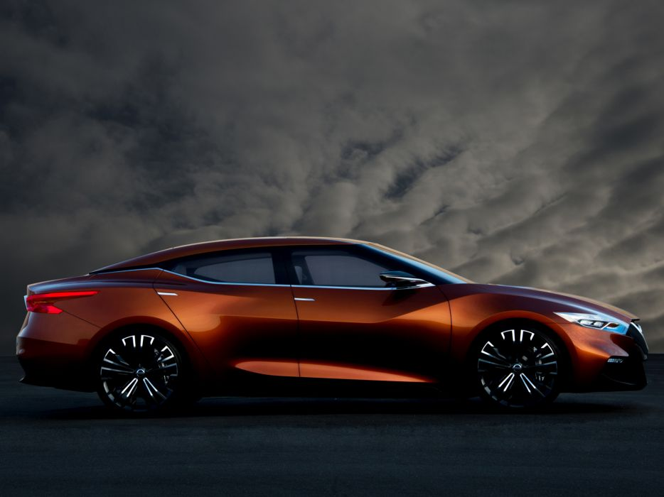 2014 Nissan Sport Sedan Concept e wallpaper