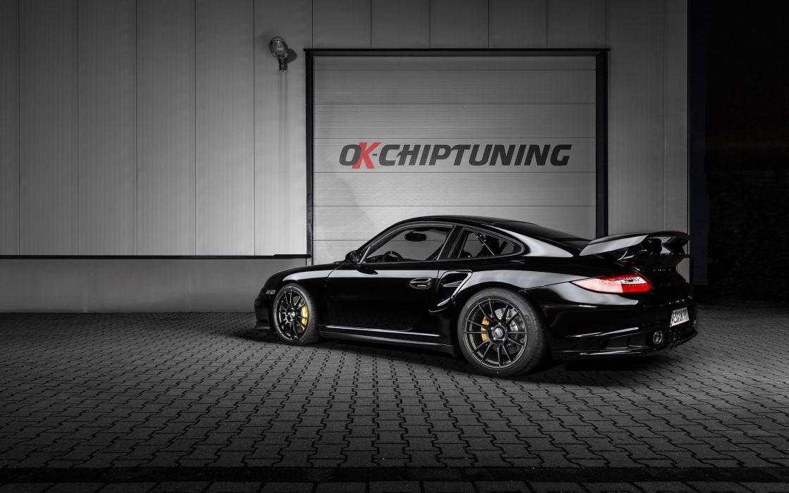 2014 OK-Chiptuning Porsche GT2 Clubsport tuning supercar  w wallpaper