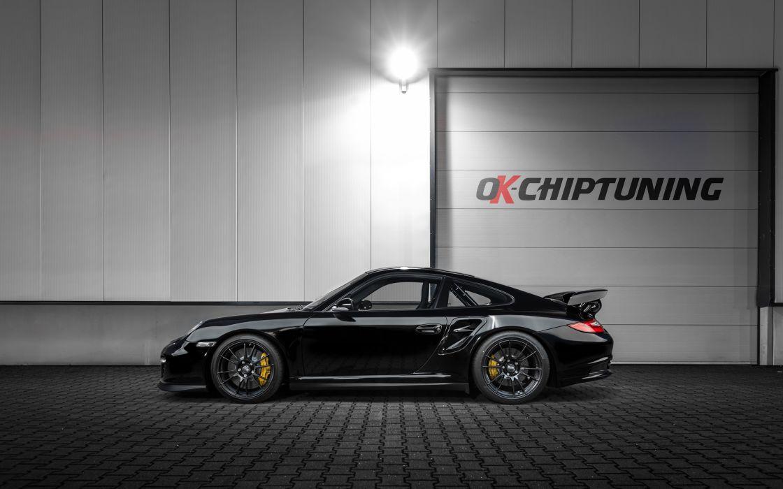 2014 OK-Chiptuning Porsche GT2 Clubsport tuning supercar   e wallpaper