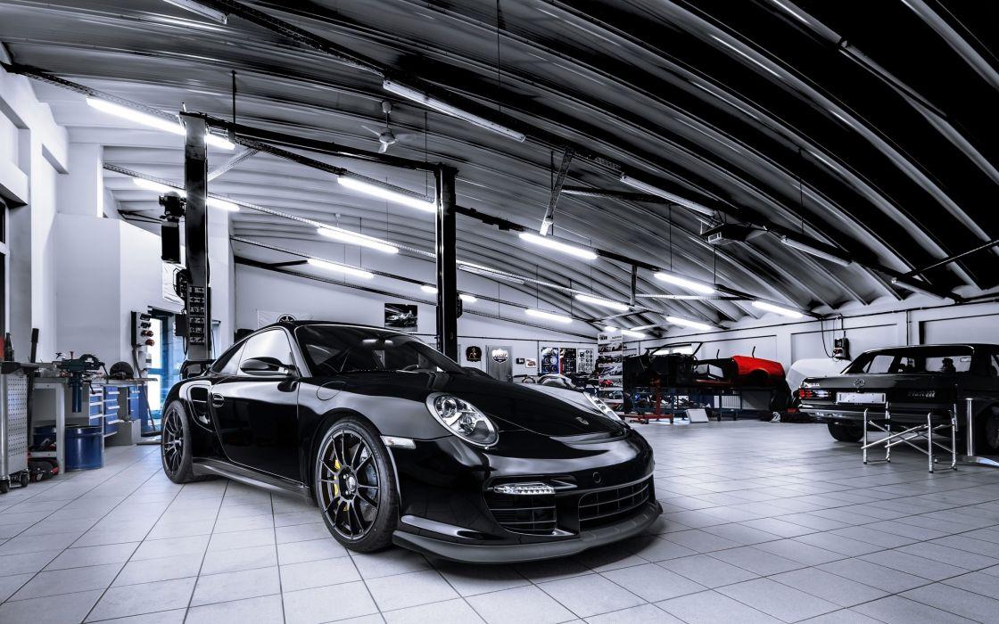2014 OK-Chiptuning Porsche GT2 Clubsport tuning supercar      f wallpaper