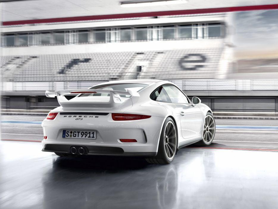 2014 Porsche 911 GT3 991 supercar   s wallpaper