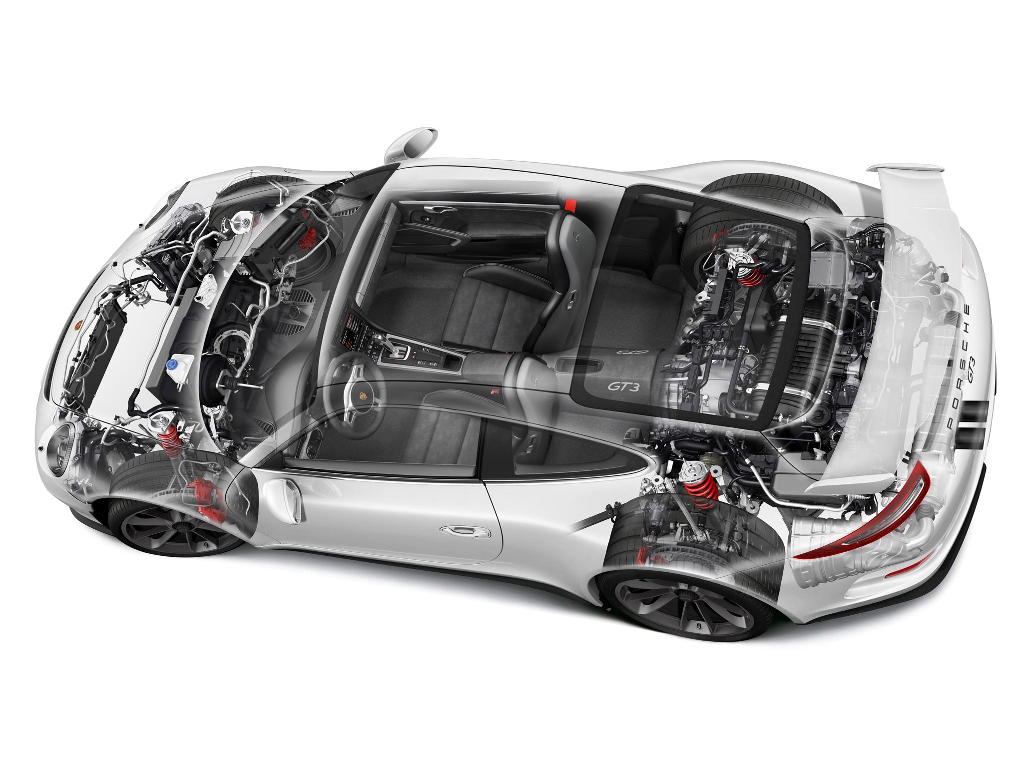 2014 porsche 911 gt3 991 supercar interior engine d wallpaper 2048x1536 230914 wallpaperup