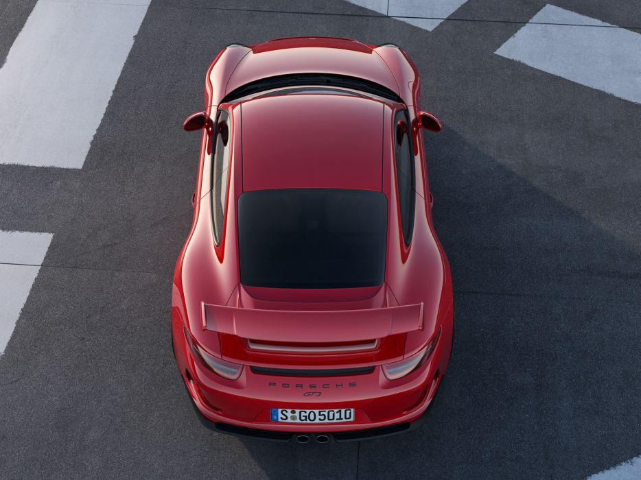 2014 Porsche 911 GT3 991 supercar  d wallpaper