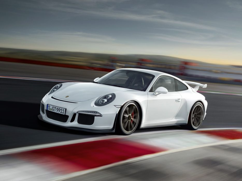2014 Porsche 911 GT3 991 supercar r wallpaper