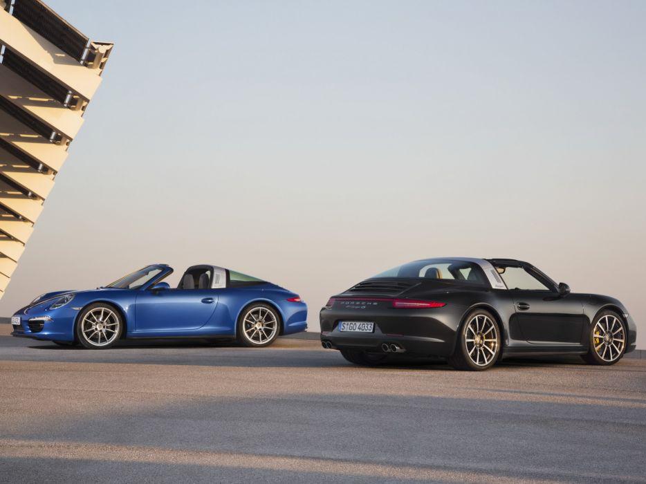 2014 Porsche 911 Targa      d wallpaper