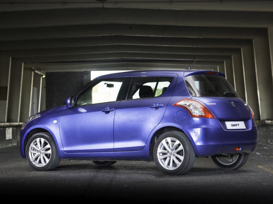 2014 Suzuki Swift 5-door ZA-spec  t wallpaper