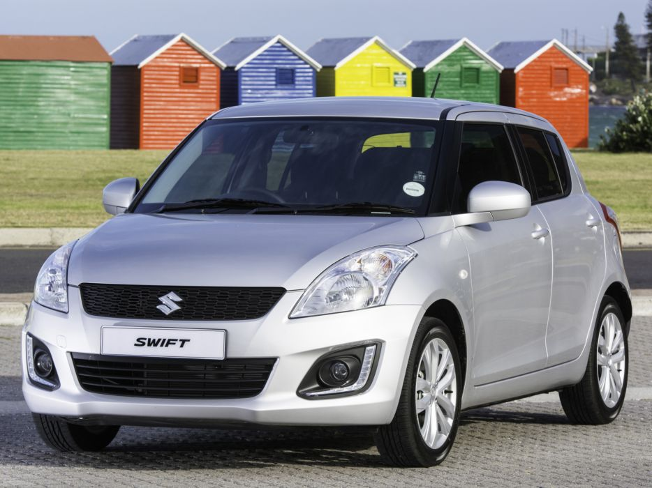 2014 Suzuki Swift 5-door ZA-spec   r wallpaper