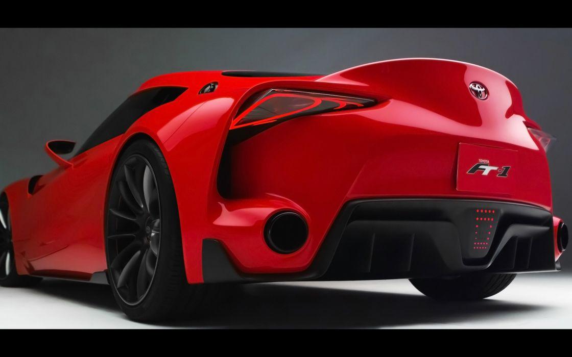 2014 Toyota FT-1 Concept supercar wheel   f wallpaper