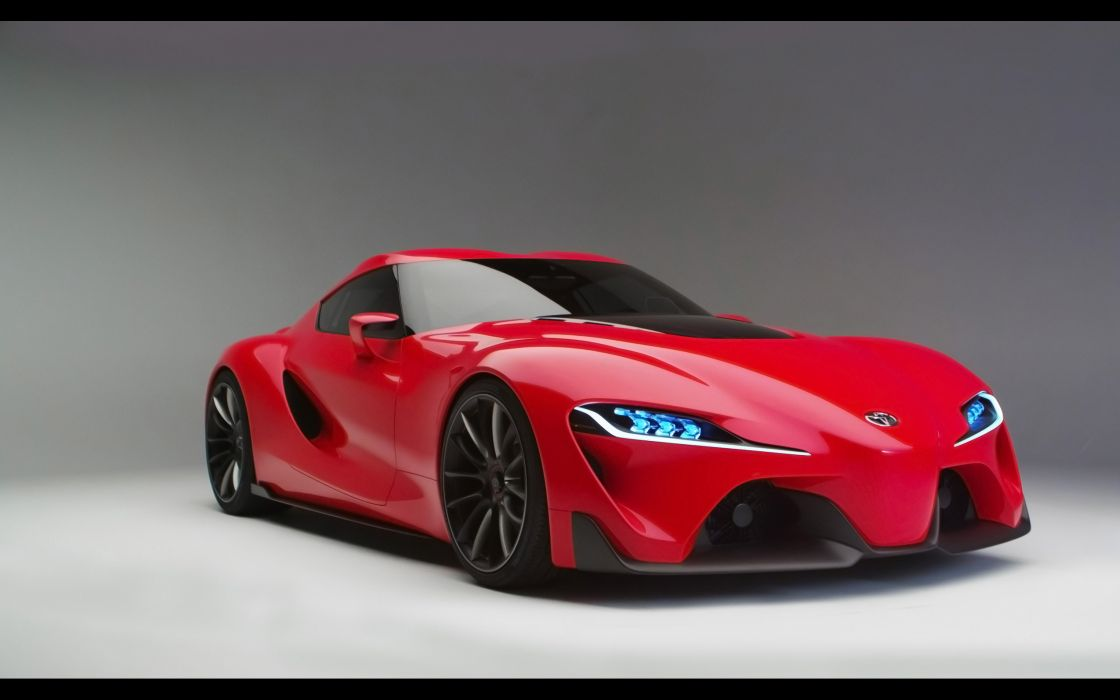 2014 Toyota FT-1 Concept supercar   h wallpaper