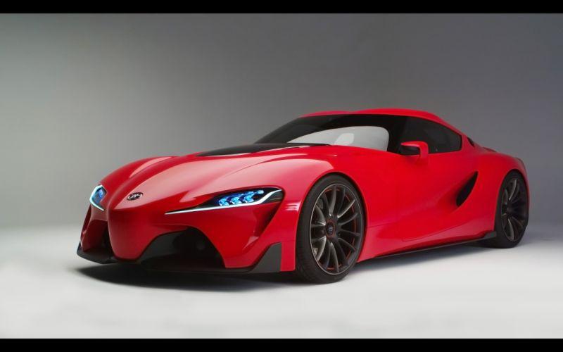 2014 Toyota FT-1 Concept supercar g wallpaper