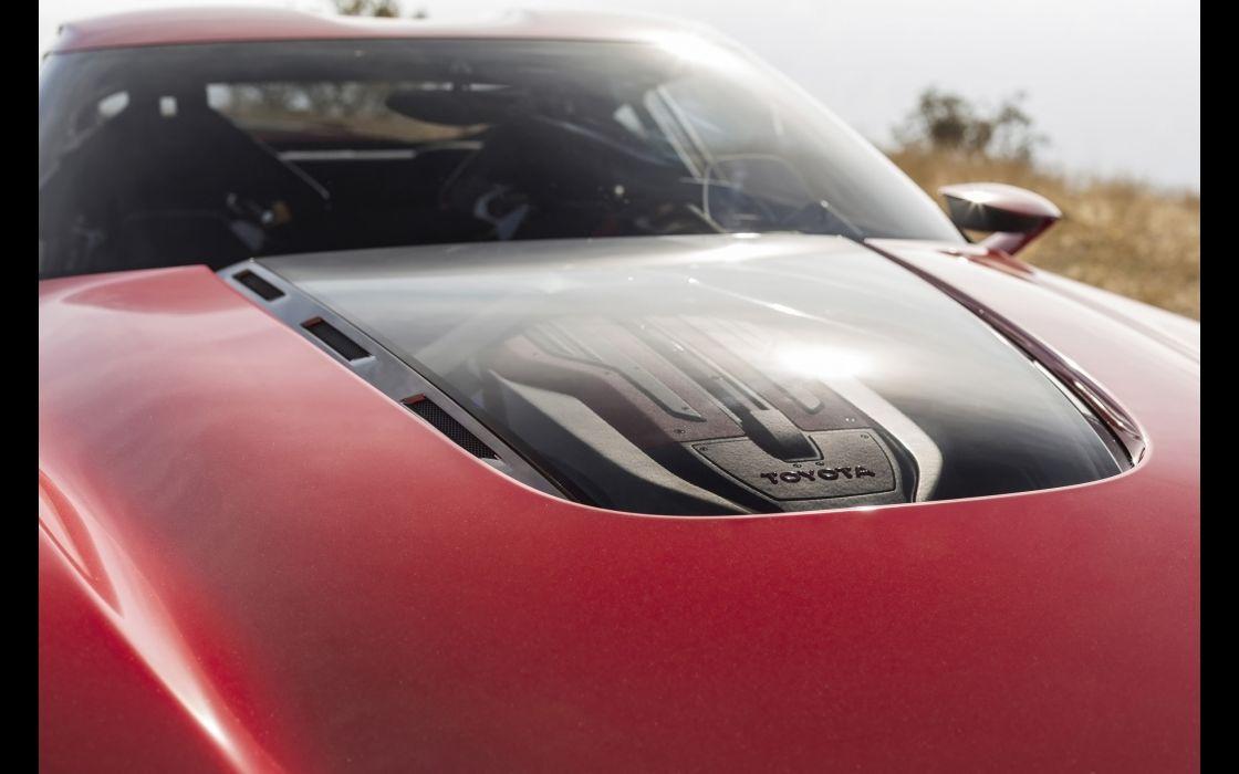 2014 Toyota FT-1 Concept supercar engine f wallpaper