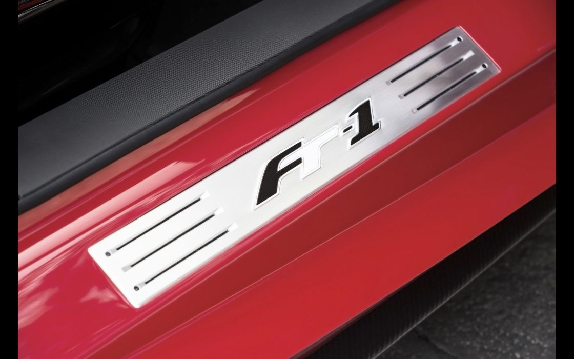 2014 Toyota FT-1 Concept supercar poster logo   f wallpaper