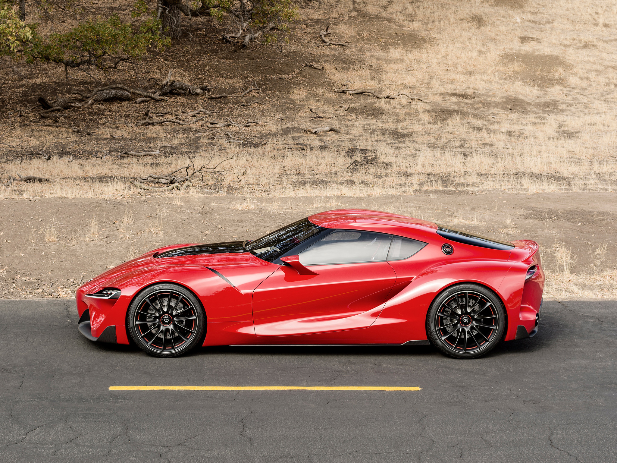 2014 Toyota ft 1 Concept