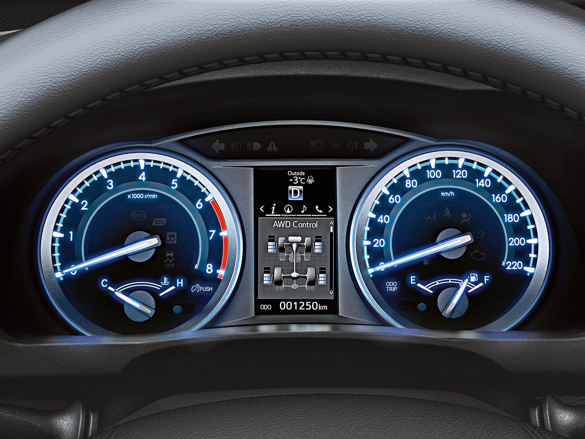 2014 Toyota Highlander Cis Spec Suv Interior G Wallpaper