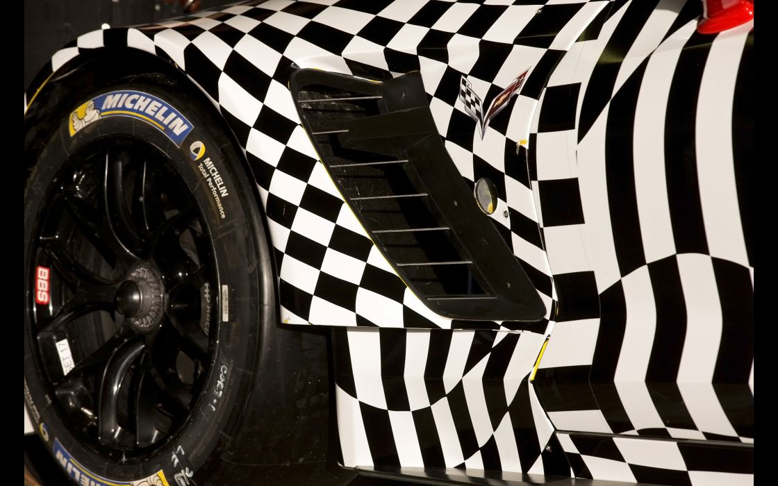 2015 Chevrolet Corvette CR7 GT2 (DA-7) supercar race racing (9) wallpaper