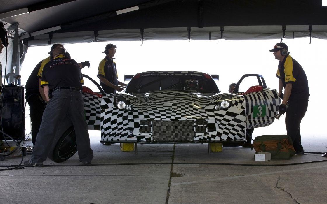 2015 Chevrolet Corvette CR7 GT2 (DA-7) supercar race racing (7) wallpaper