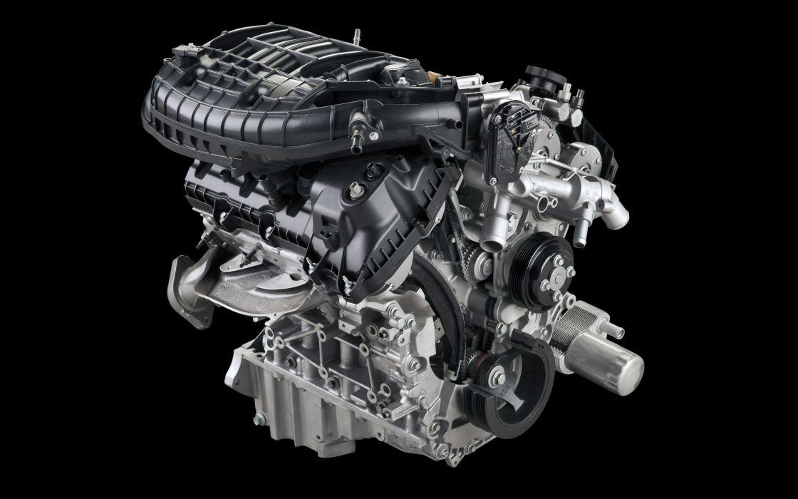 2015 Ford F-150 Platinum pickup engine   f wallpaper