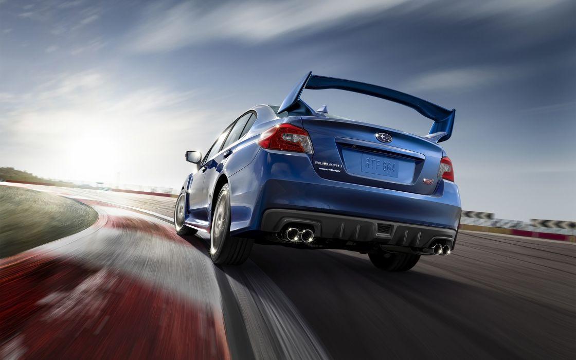 2015 Subaru WRX STi  f wallpaper