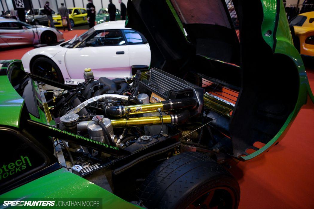 NOBLE supercar engine     f wallpaper