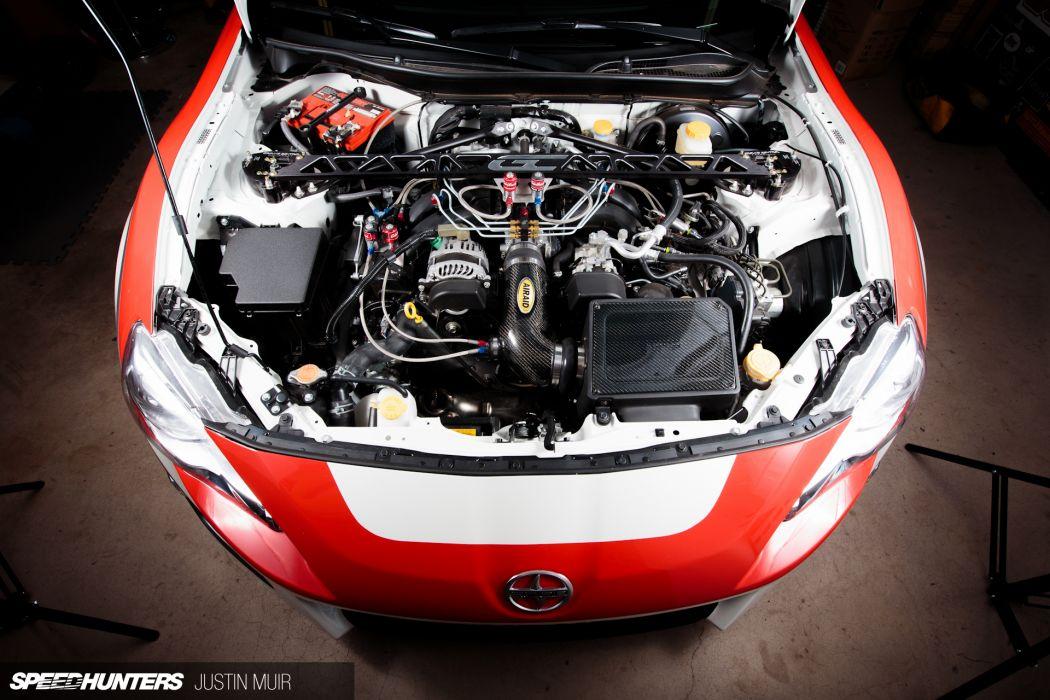 scion FR-S zn6 tuning engine    g wallpaper