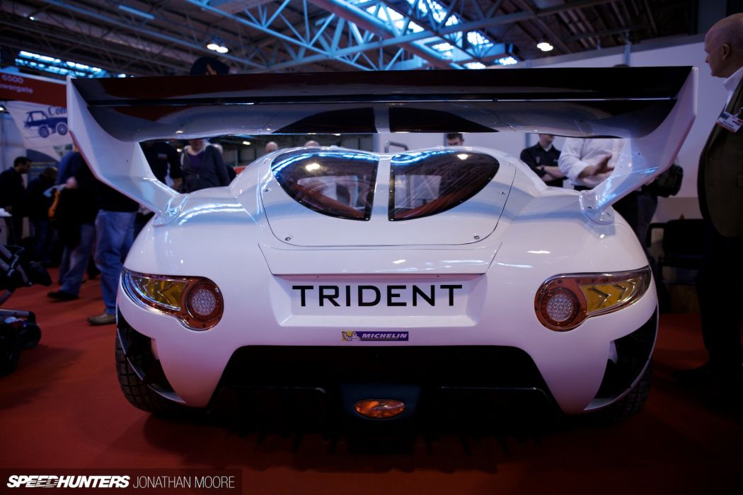 Trident Iceni Magna R GT3 supercar race racing f wallpaper