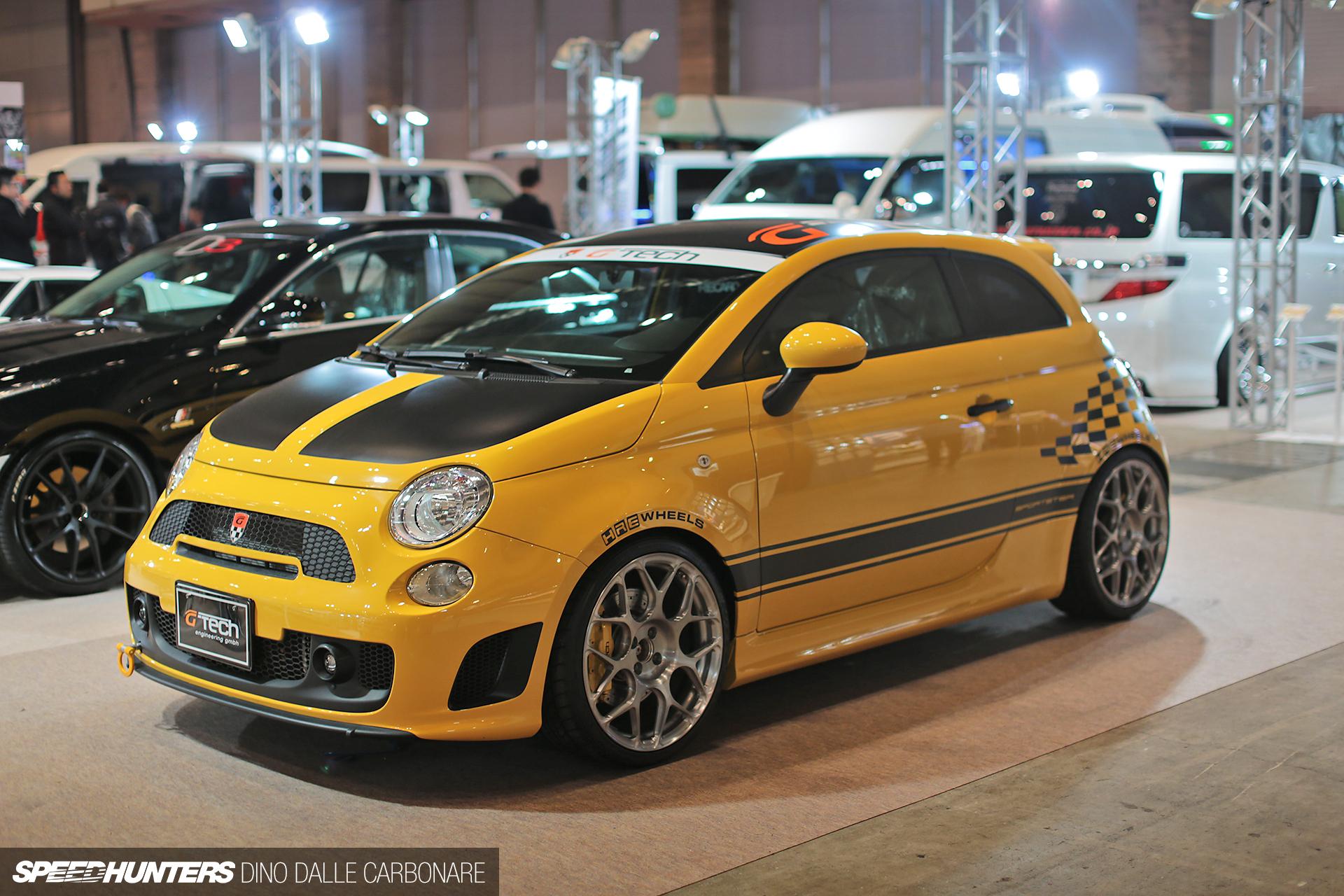 Tuning Fiat 500 G Wallpaper 1920x1280 231165 Wallpaperup