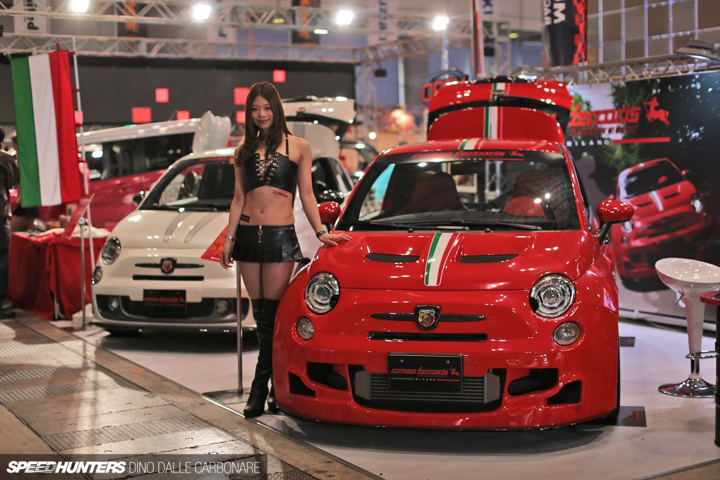 tuning Fiat 500    h wallpaper