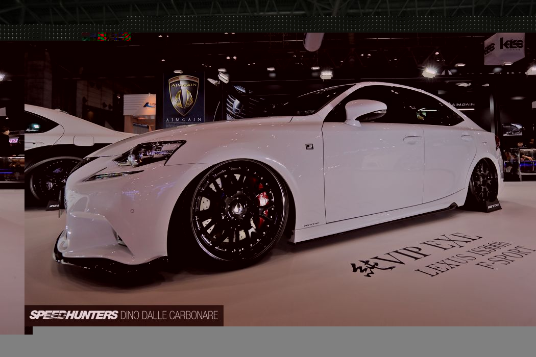 tuning Lexus LS460 F-Sport  h wallpaper