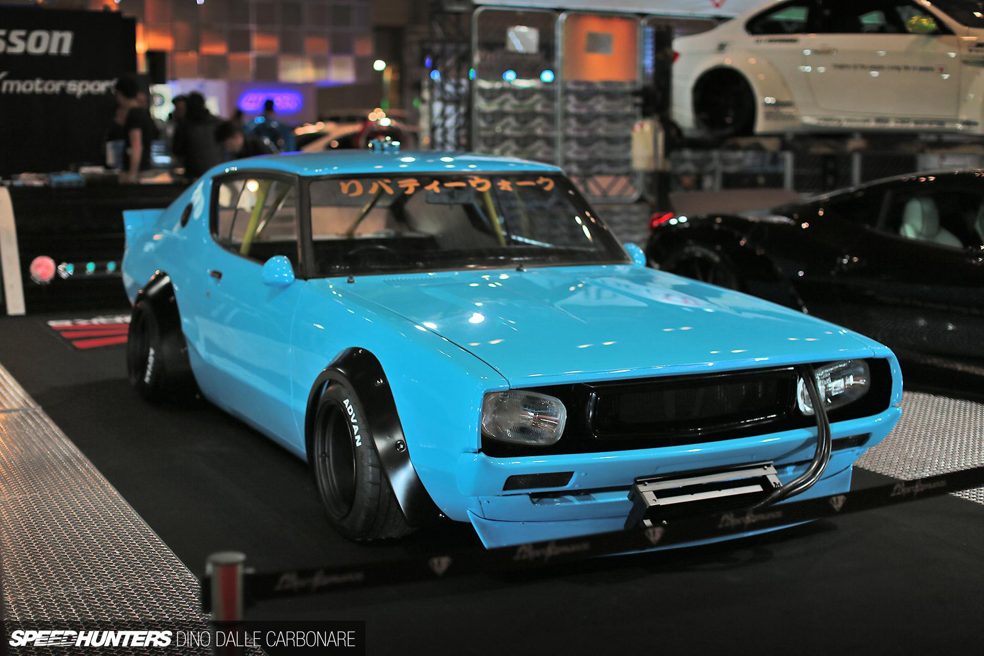 Nissan Skyline 1800 Sporty GL Coupe (KC110) '1972–75