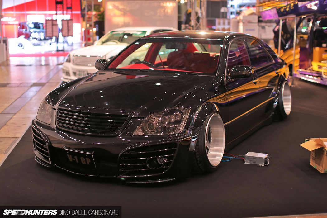 tuning toyota Crown Athlete      ff wallpaper