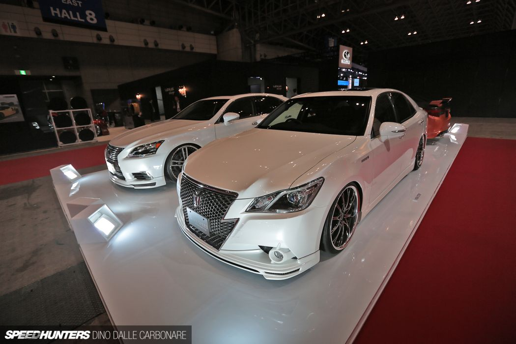 tuning toyota Crown Athlete    g wallpaper