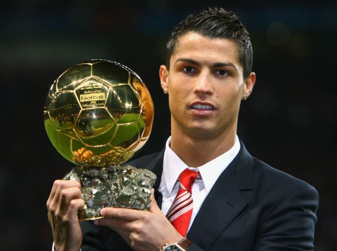 cristiano ronaldo cr7 FIFA ballon d'or 2013 football soccer real madrid sports hd wallpaper wallpaper