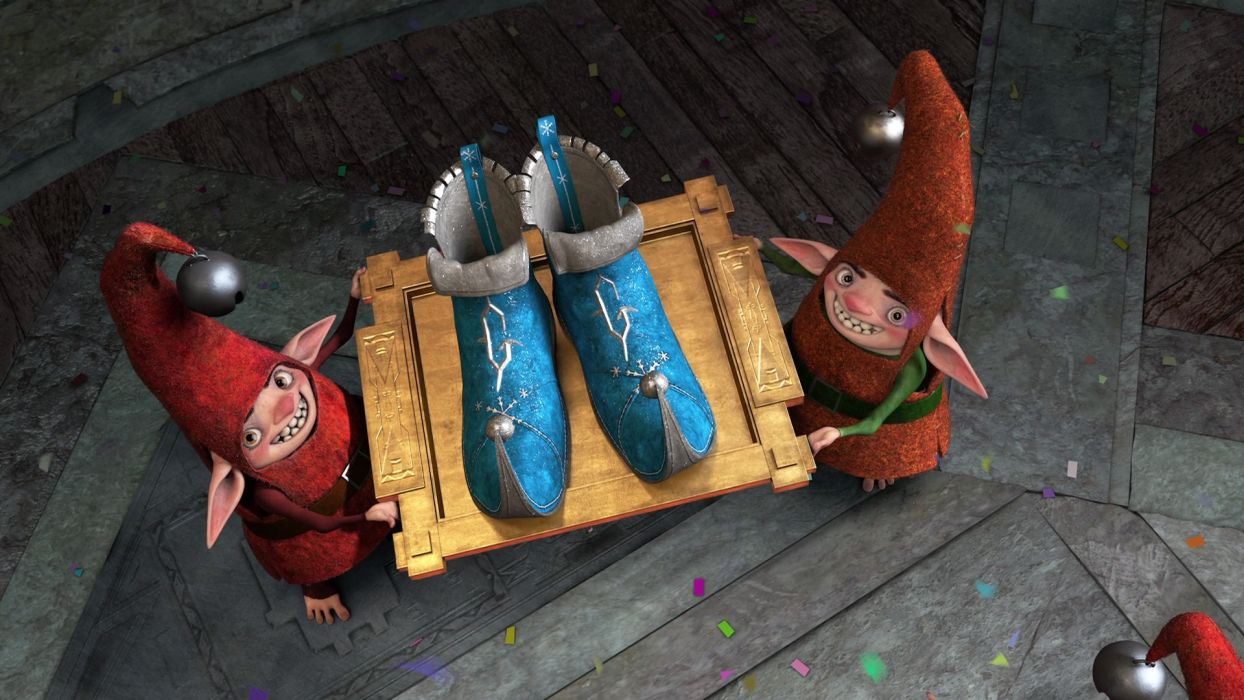 RISE OF THE GUARDIANS animation adventure family (6) wallpaper